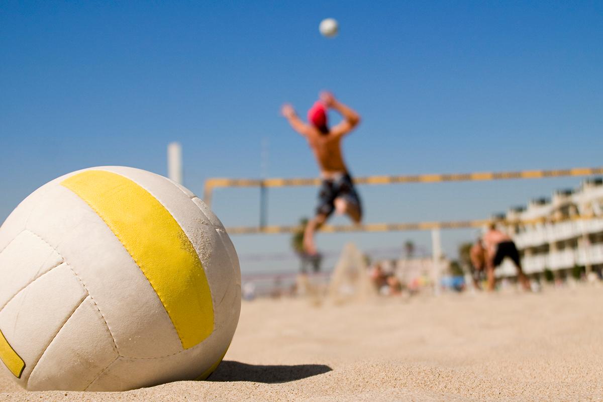 treino, verão, vôlei, slackline, corrida, bicicleta, frescobol, férias